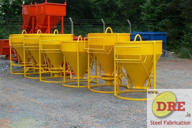 concrete cones hire dre bunclody dre.ie ireland