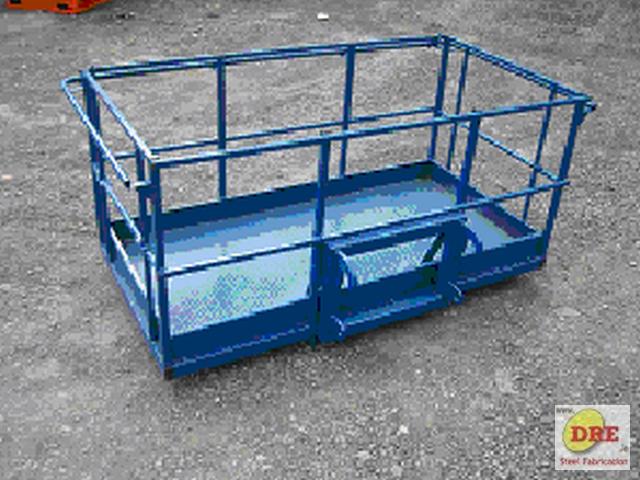 Man Cage Platform dre.ie ireland