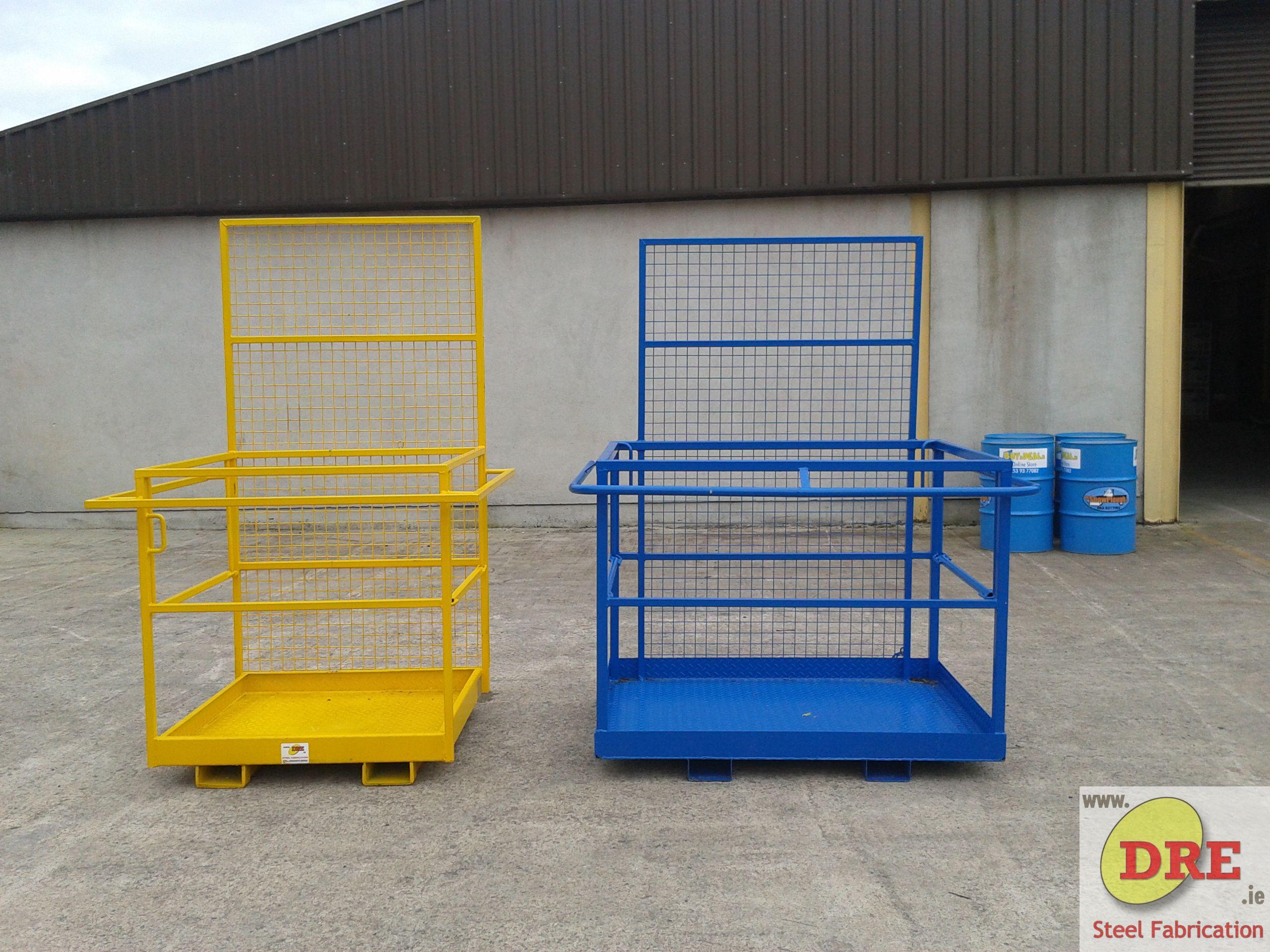 Forklift work platform hire dre bunclody dre.ie ireland