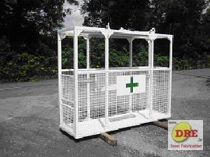 Rescue Cage dre ireland